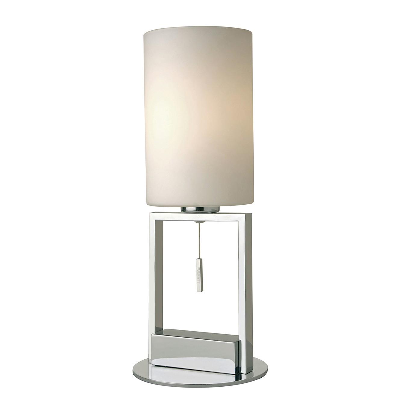 Tischleuchte Fine ● Opalglas ● Weiß- Sompex