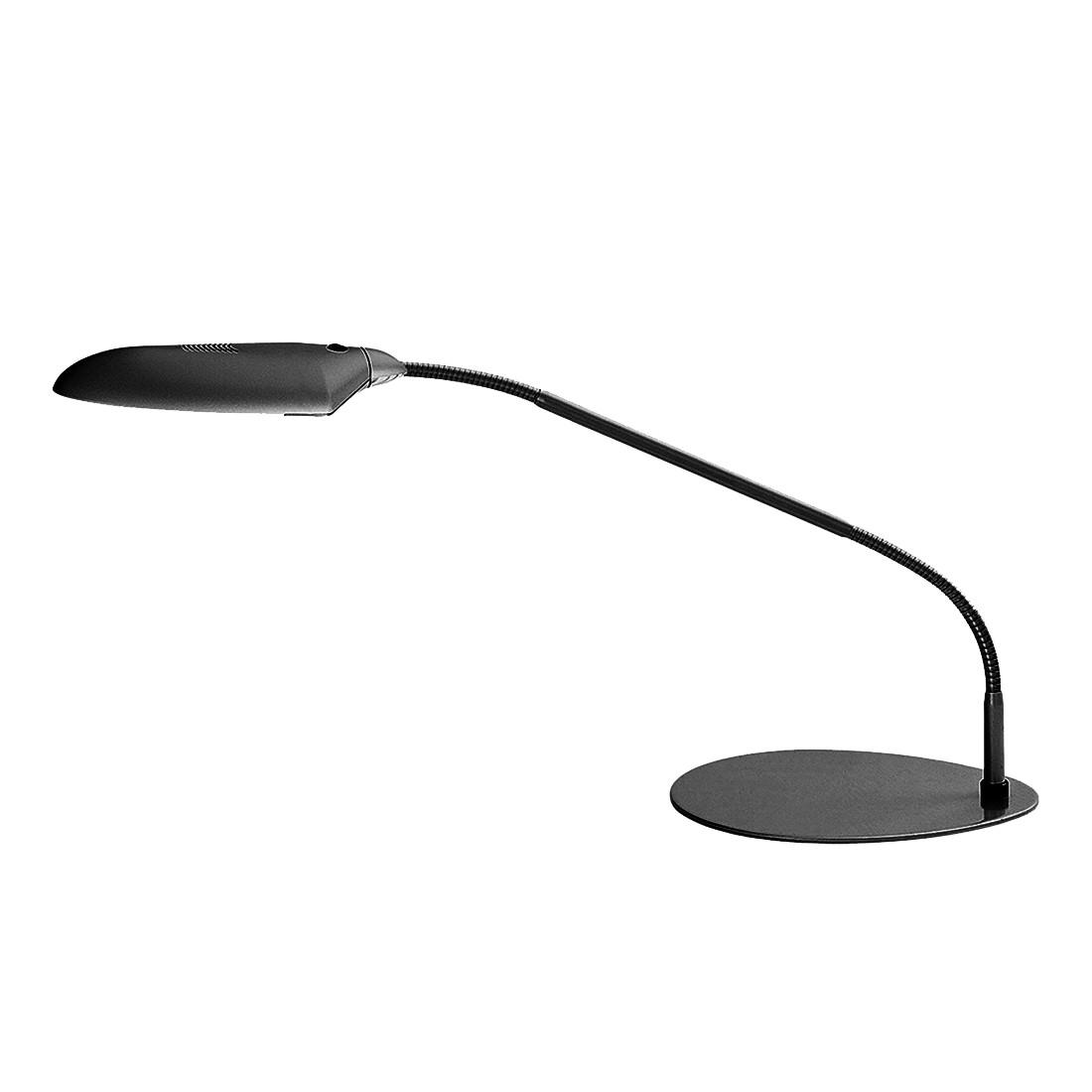 Tischleuchte GE ● Metall/Kunststoff ● Schwarz ● 2-flammig- Blanke Design A