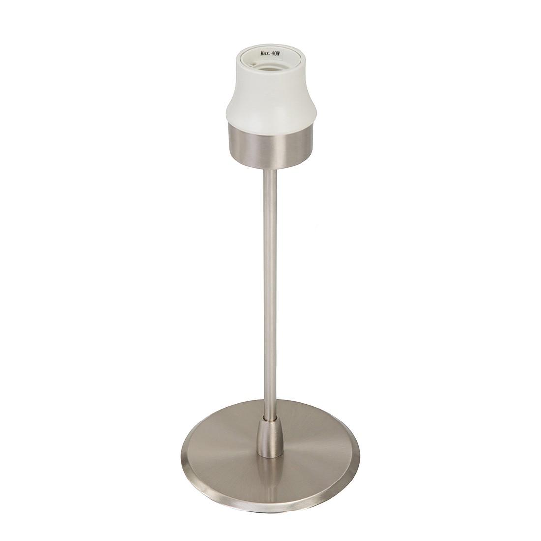 Touch-Tischleuchten-Armatur Gramineus 1-flammig ● Nickel matt- Steinhauer A++