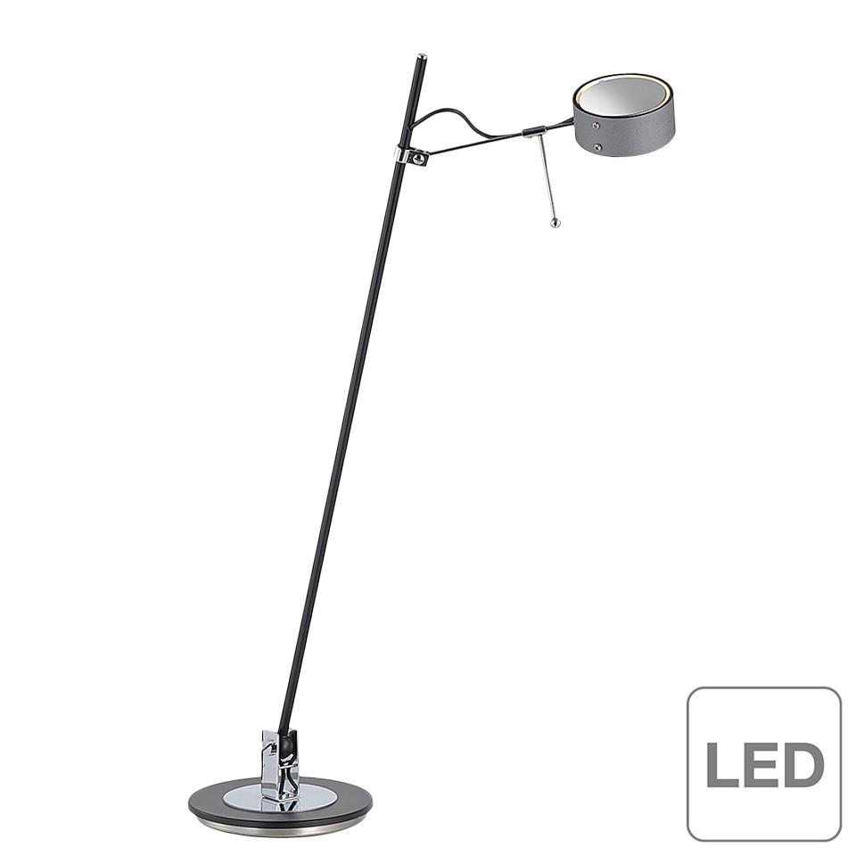 LED-Tischleuchte Hape ● Metall/Glas ● Schwarz- Paul Neuhaus A++
