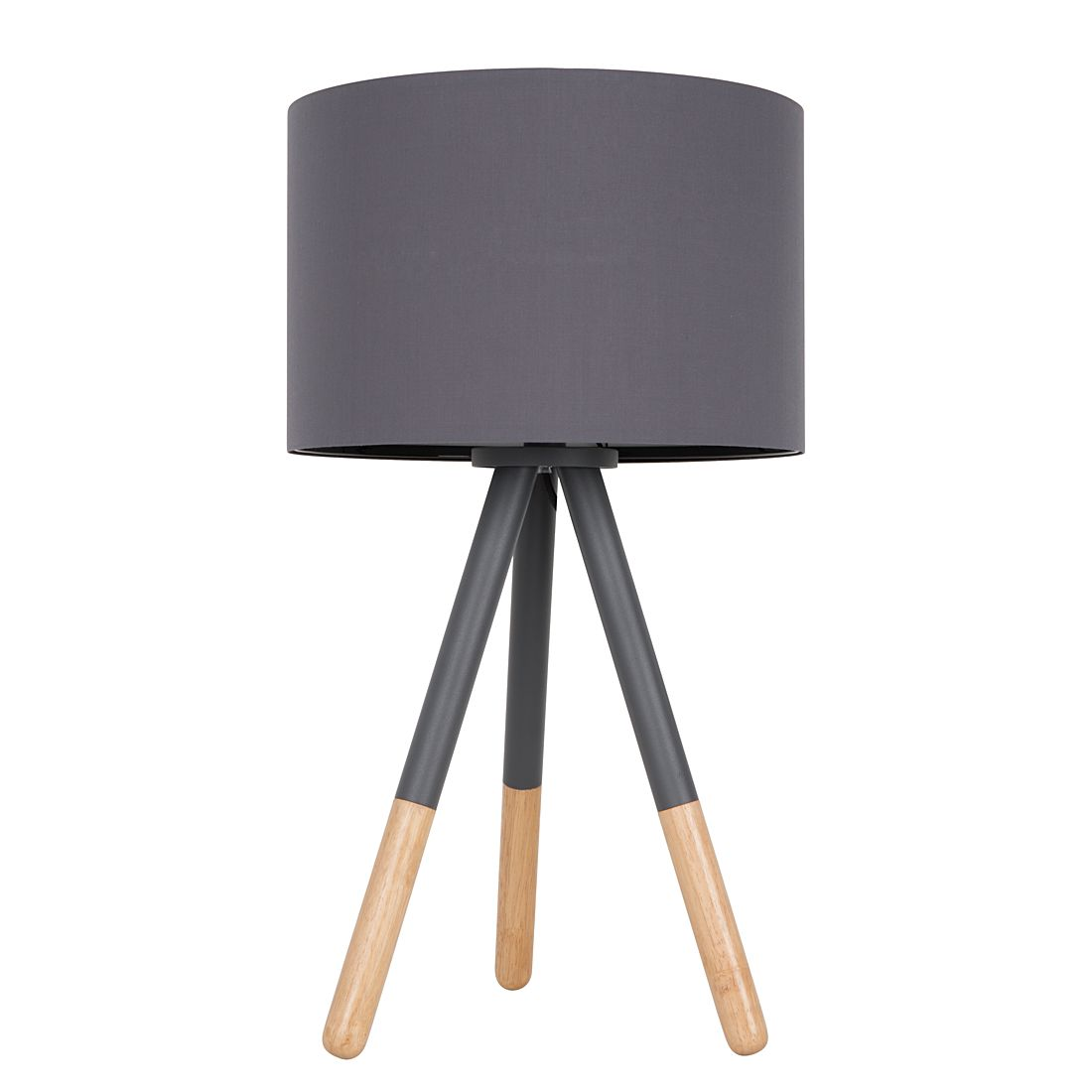 Tischleuchte HIGHLAND ● Metall/Holz ● 1-flammig- Zuiver A++