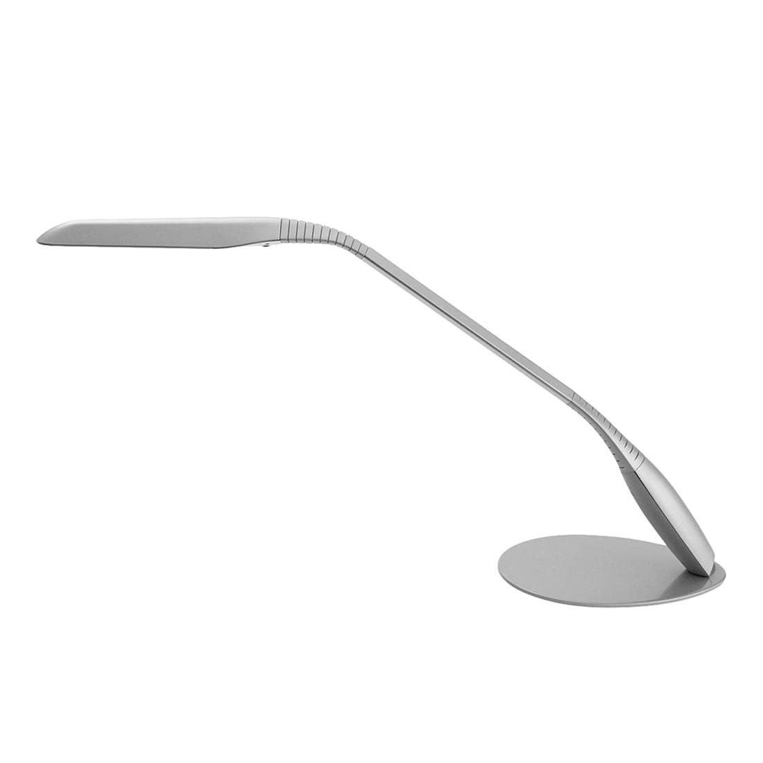 Tischleuchte IS 11 ● Metall/Kunststoff ● Grau ● 1-flammig- Blanke Design A