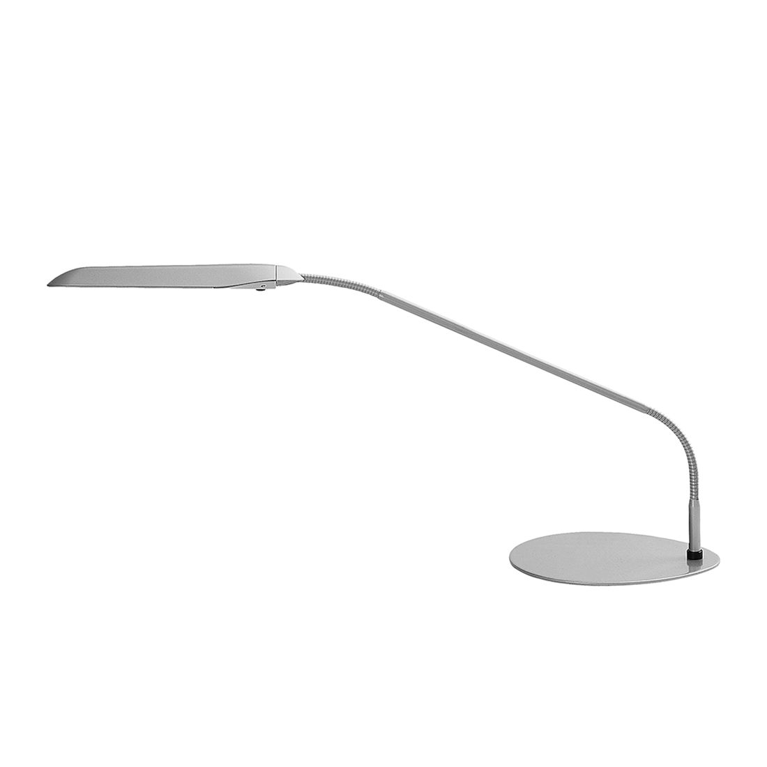 Tischleuchte IS 2A ● Metall/Kunststoff ● Grau ● 1-flammig- Blanke Design A