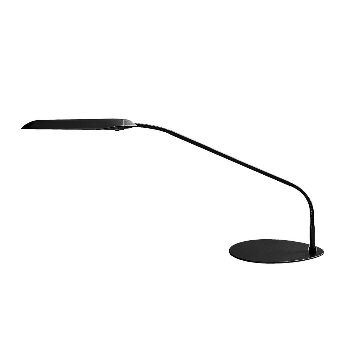 Tischleuchte IS 2A ● Metall/Kunststoff ● Schwarz ● 1-flammig- Blanke Design A