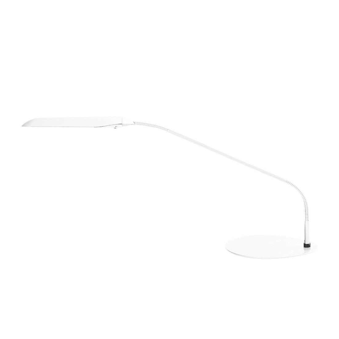 Tischleuchte IS 2A ● Metall/Kunststoff ● Weiß ● 1-flammig- Blanke Design A