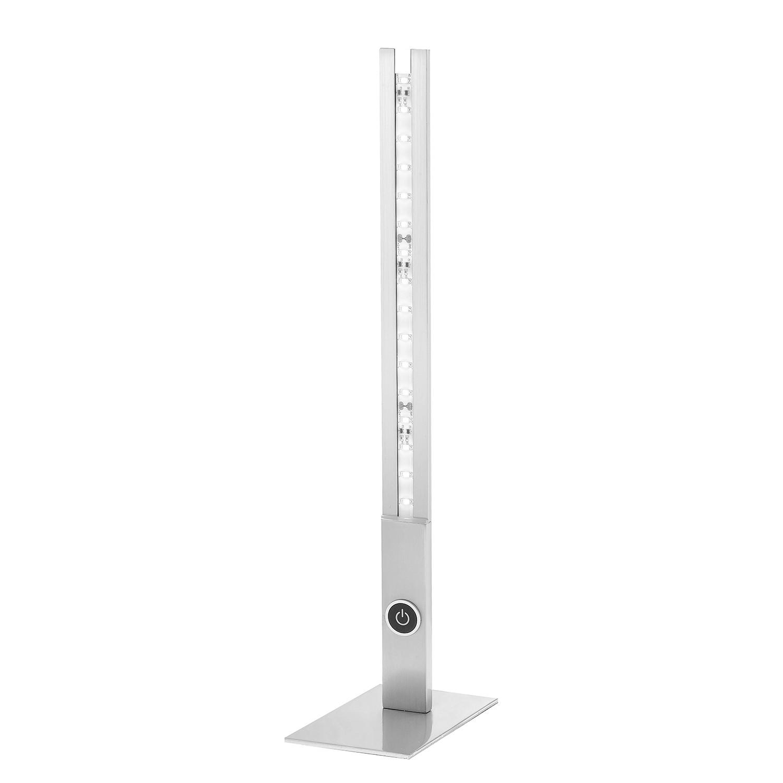 LED-Tischleuchte Katara ● Eisen ● Silber- Paul Neuhaus A+