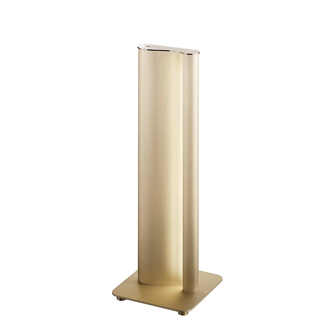 Tischleuchte KURVO ● Metall/Kunststoff ● Gold- Helestra A+