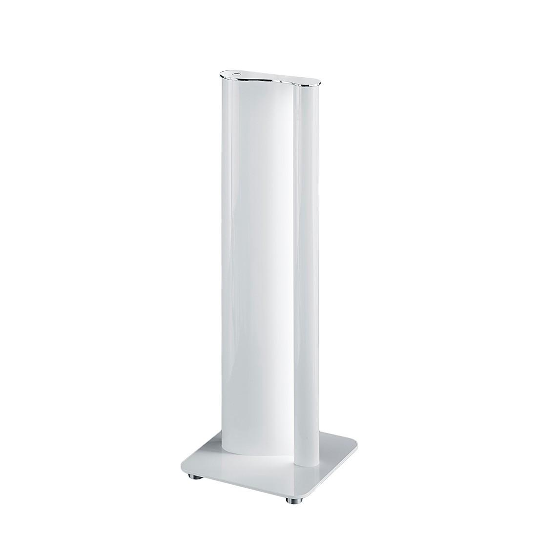 Tischleuchte KURVO ● Metall/Kunststoff ● Weiß- Helestra A+