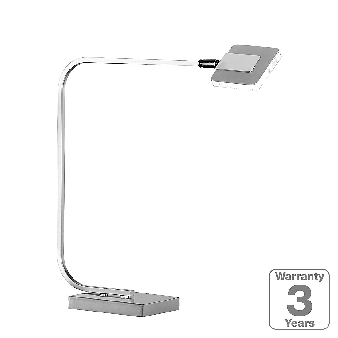 EEK A+, LED-Tischleuchte Loren – 1-flammig, Honsel jetzt kaufen