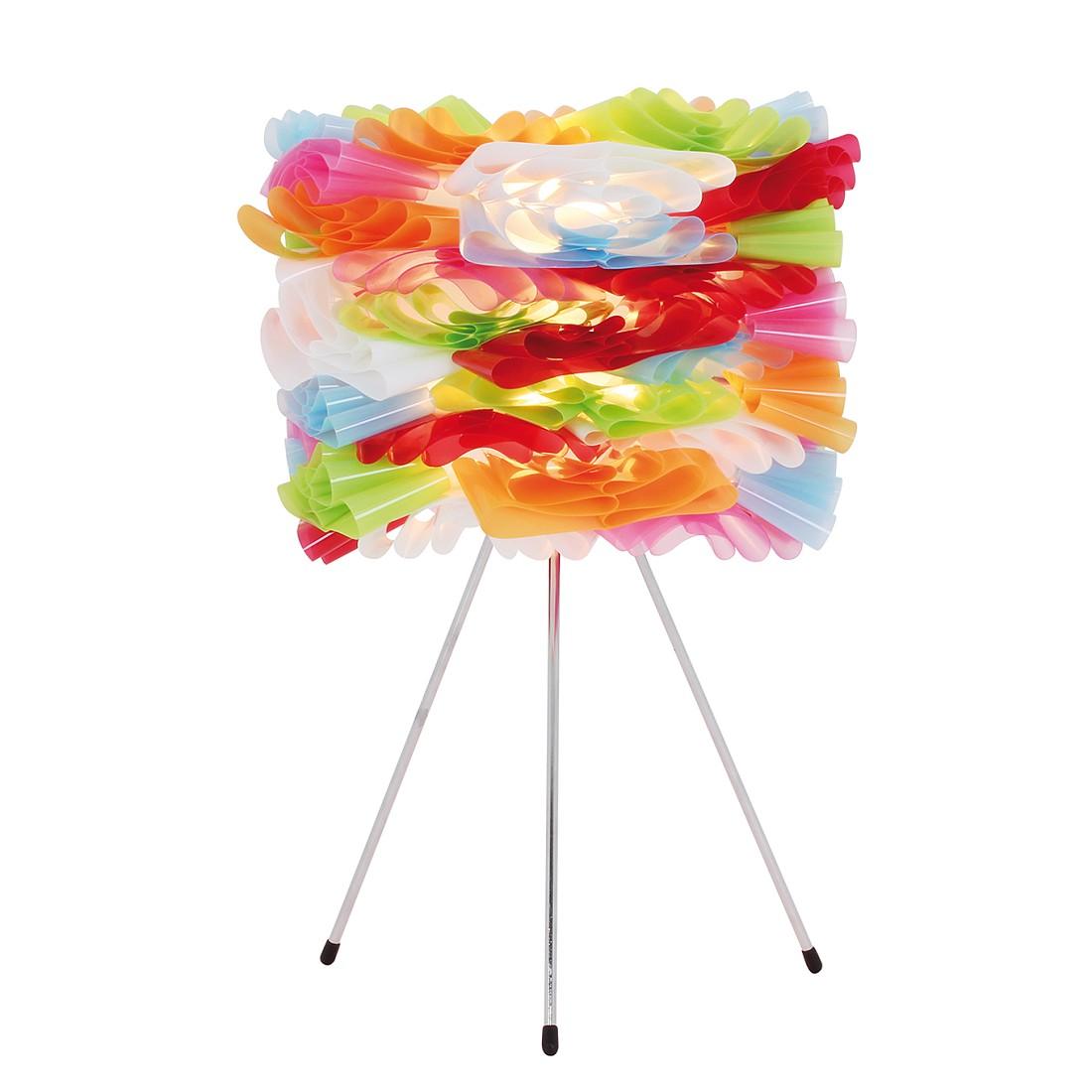 Tischleuchte Marty ● Kunststoff/ Metall ● Multicolor ● 1-flammig- Näve
