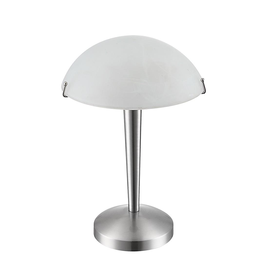 Tischleuchte METZ – Metall/Glas – 1-flammig, Action günstig online kaufen