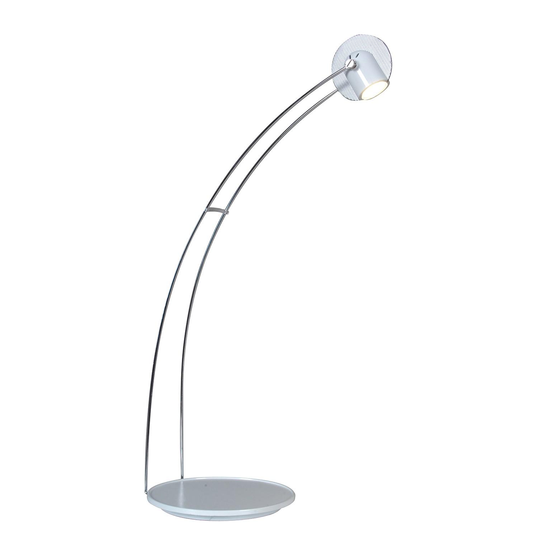 Tischleuchte Optimum ● Plastik/Aluminium ● Weiß- Näve A+