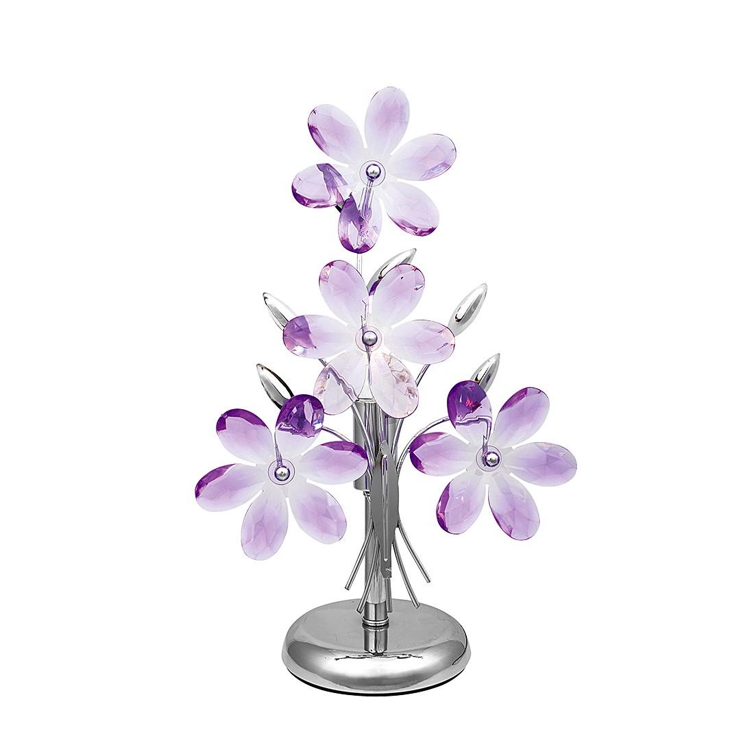 EEK A++, Tischleuchte Purple – 1-flammig, Globo Lighting günstig
