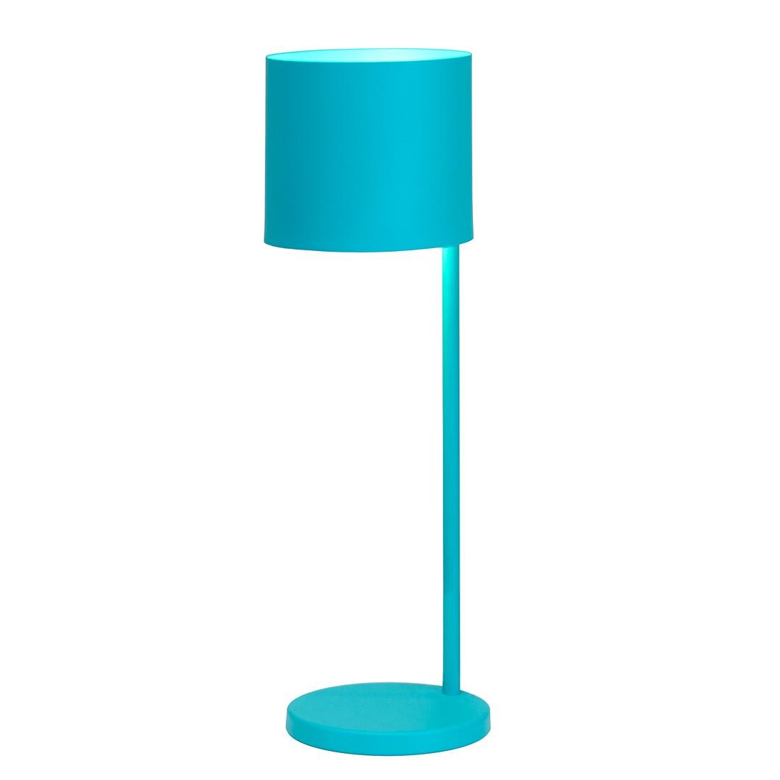 Tischleuchte Selene ● Metall ● Blau ● 1-flammig- Brilliant A++