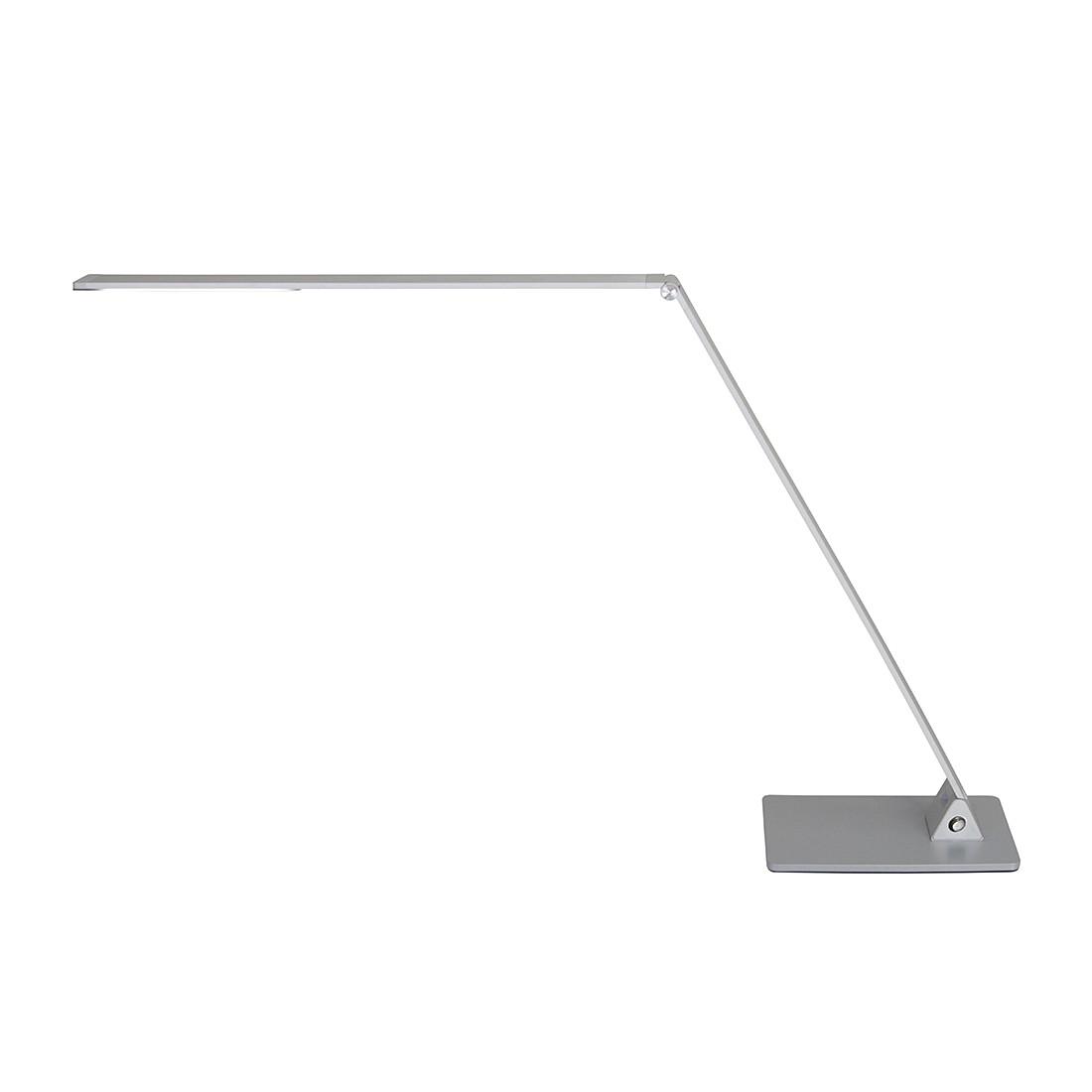 LED-Tischleuchte Serenade 1-flammig ● Nickel matt- Steinhauer A+