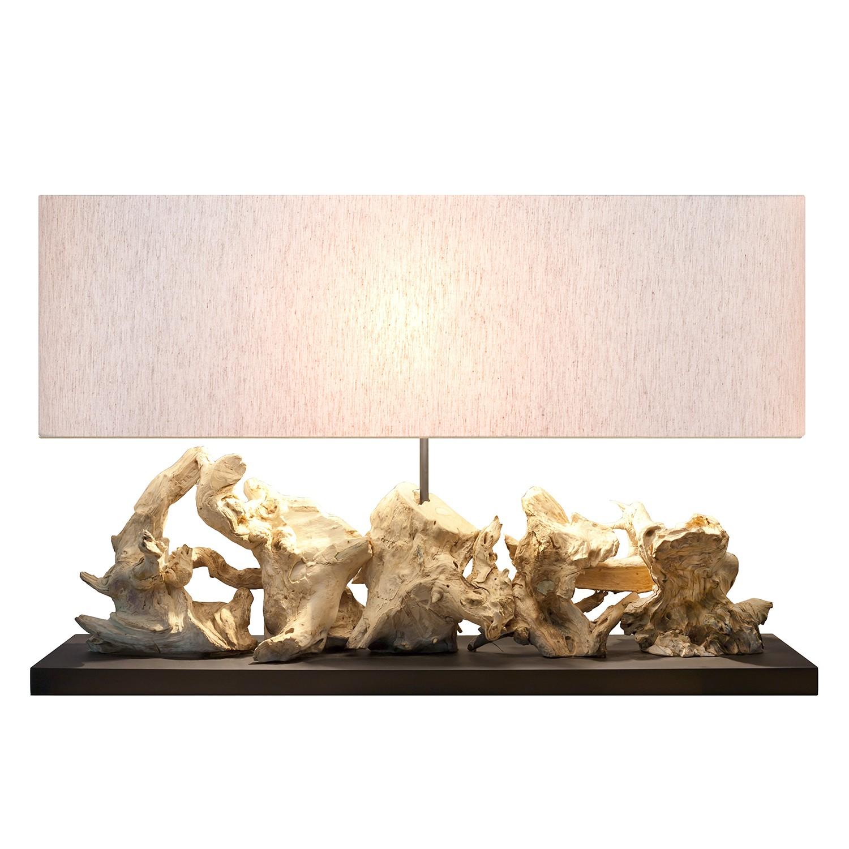 Tischleuchte This & That XII ● Stoff/Holz ● 1-flammig- Sit Möbel A++