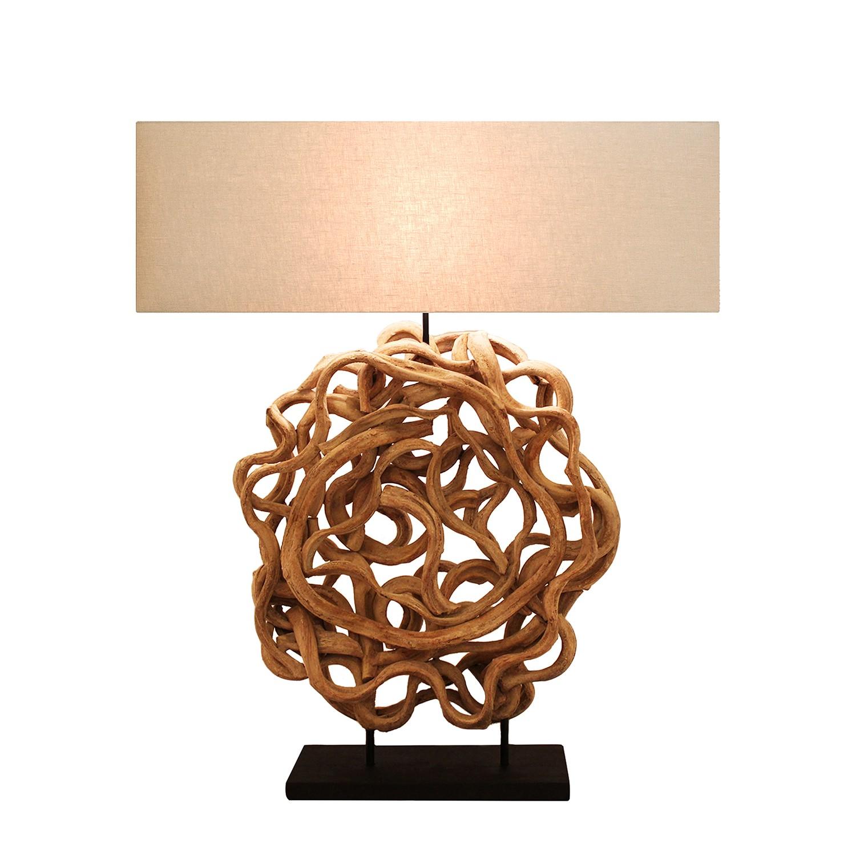 Tischleuchte This & That XV ● Stoff/Holz ● 1-flammig- Sit Möbel A++
