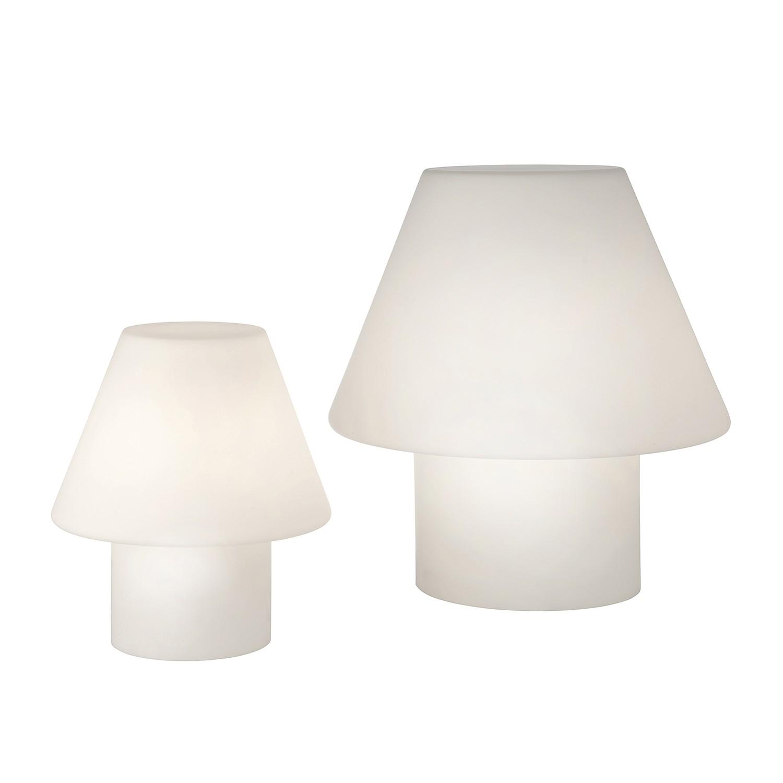 Tischleuchte Toronto ● Opalglas ● Weiß- Villeroy und Boch A++