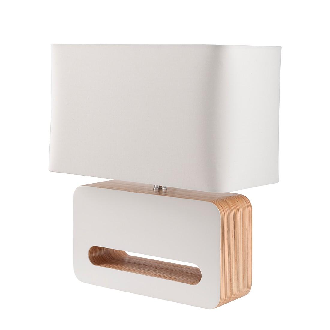 EEK A++, Tischleuchte WOOD – Holz/Eisen – 1-flammig, Zuiver kaufen