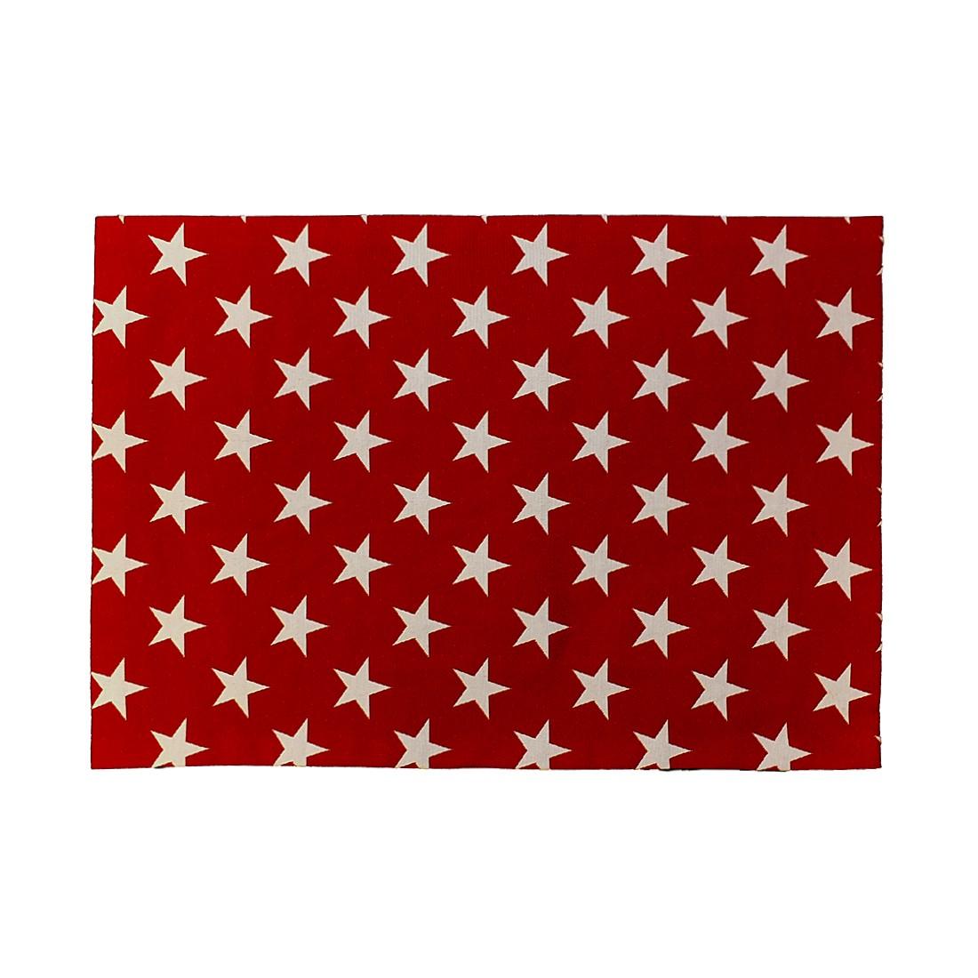 Tischset T-Star (2-er Set) – Rot, Tom Tailor günstig kaufen