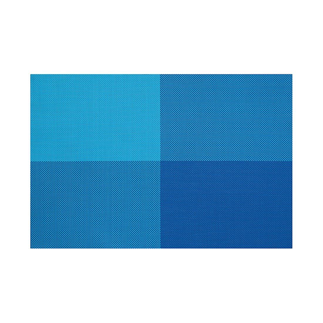 Tischsets Zarah (4er-Set) – blau, Contento online kaufen