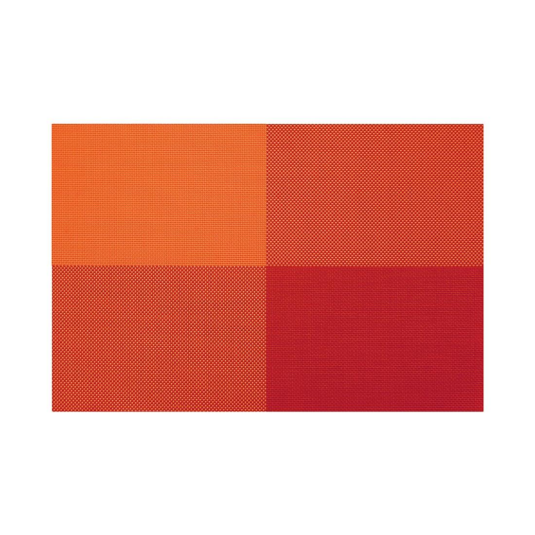 Tischsets Zarah (4er-Set) – orange, Contento günstig online kaufen