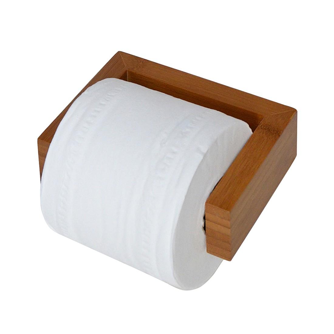 Toilettenpapierhalter Arena – Bambus, Wireworks günstig bestellen