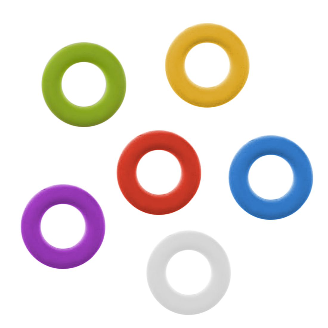 Topfuntersetzer/ Eierbecher (6er-Set) – mehrfarbig, Contento kaufen