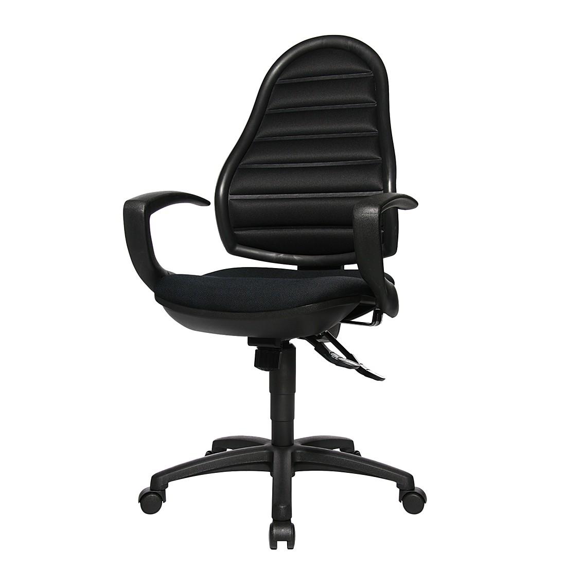 Bürodrehstuhl Flex Point - Mit Armlehnen, Topstar