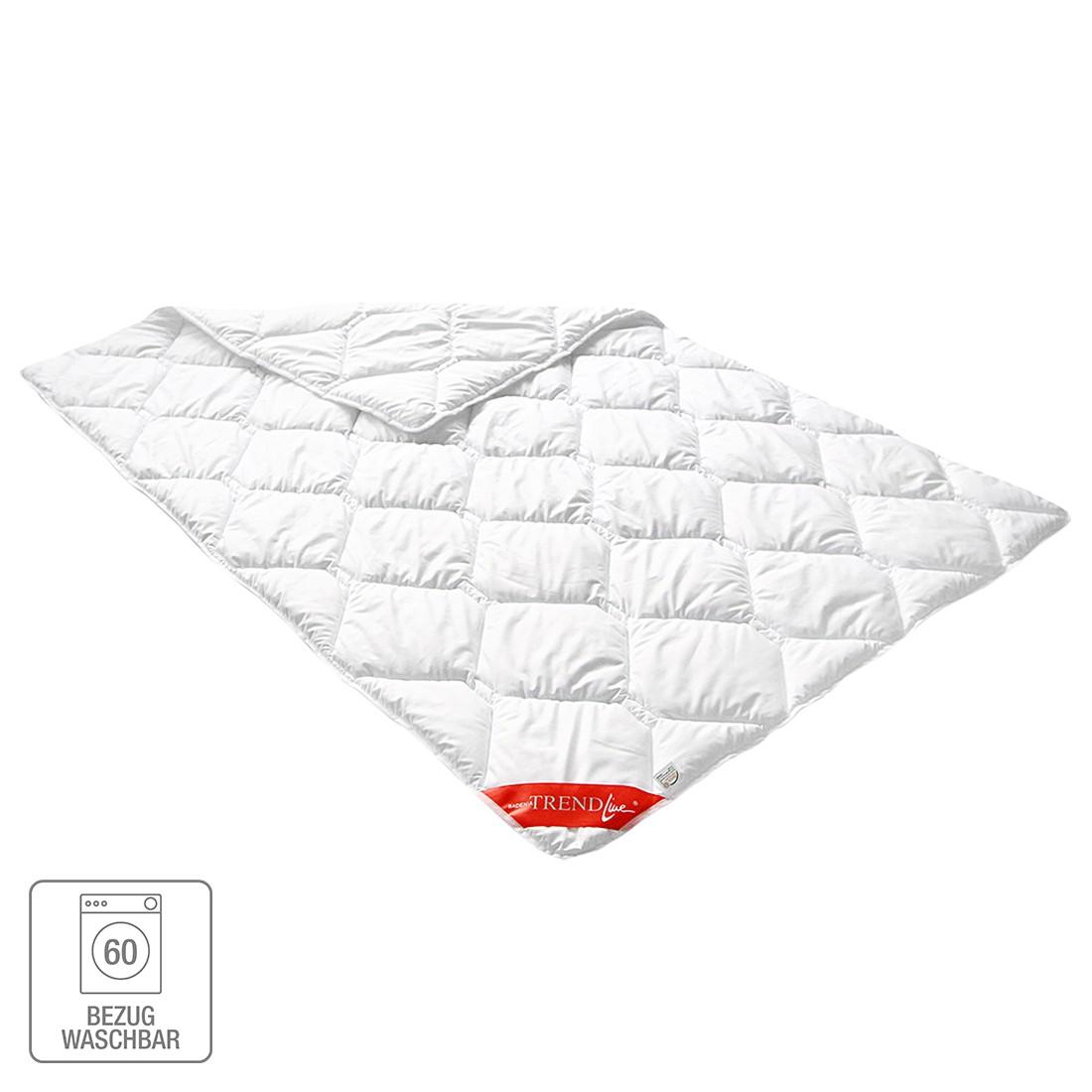 Trendline Micro Kochfest Programm – Microfaser – Monosteppbett – 155 x 220 cm, Badenia bestellen