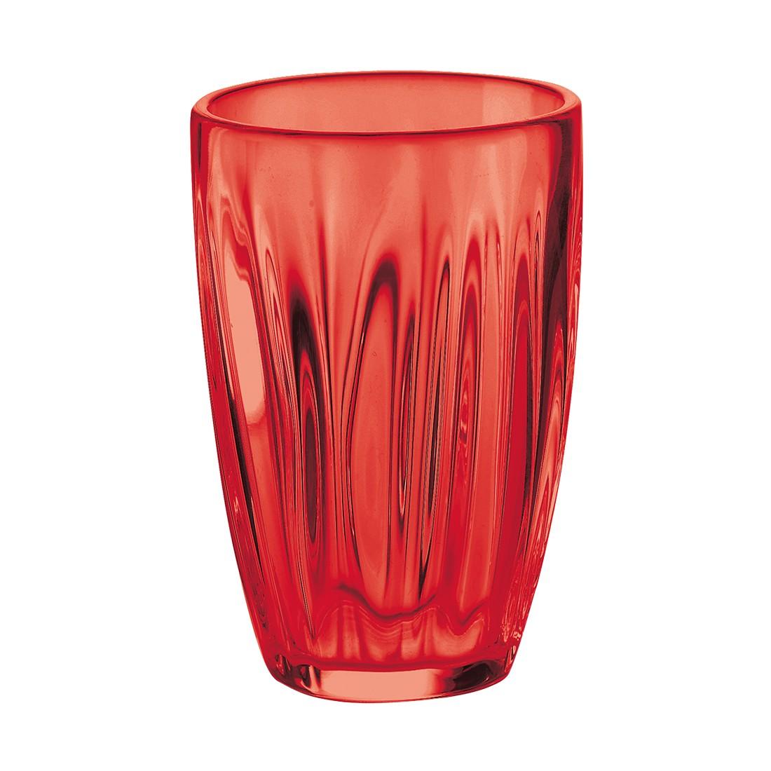 Trinkglas Aqua – Kunststoff Rot, Guzzini bestellen