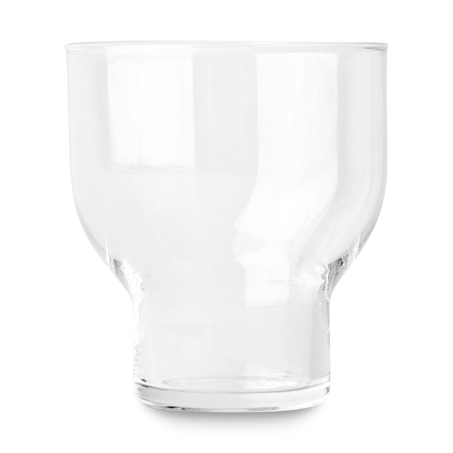Trinkglas – Glas Transparent – 0,33 Liter 12 cm, Menu jetzt bestellen