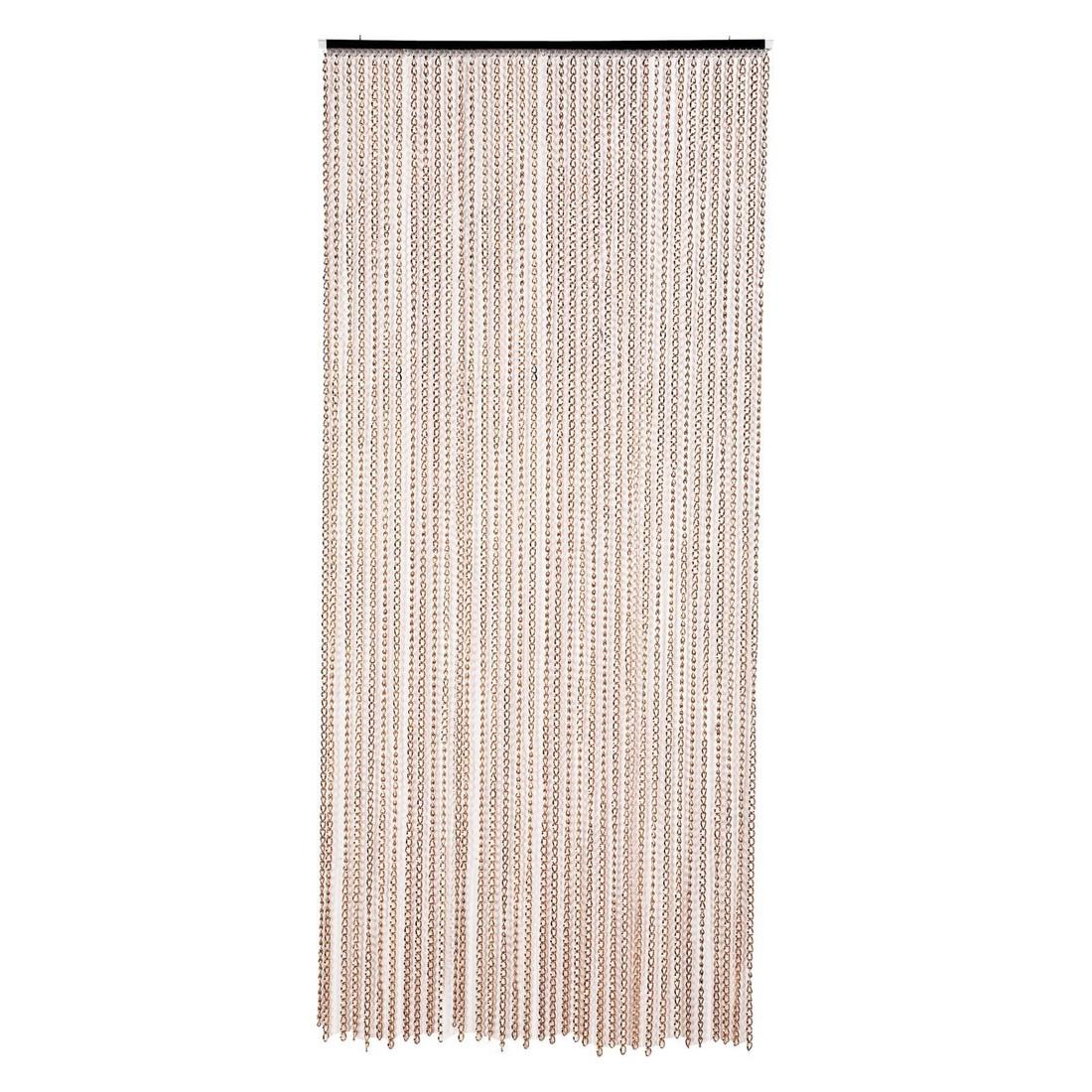Türvorhang Chain Big Gold 90x200cm – Eisen, Kunststoff Orange, Kare Design jetzt kaufen