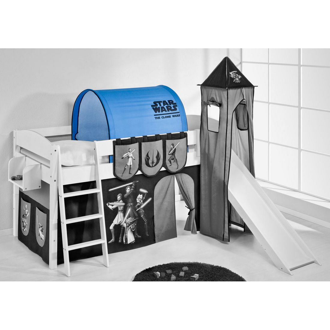 tunnel f r hochbett tunnel spieltunnel spielh hle f r hochbett etagenbett gelb tunnel f r. Black Bedroom Furniture Sets. Home Design Ideas