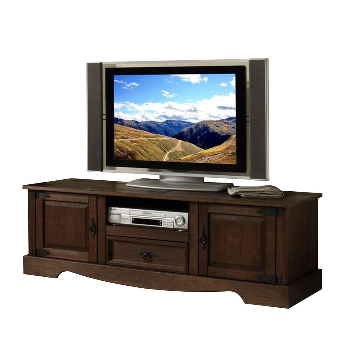 TV-Board San Carlos – Kiefer massiv – Kolonial, Landhaus Classic online kaufen