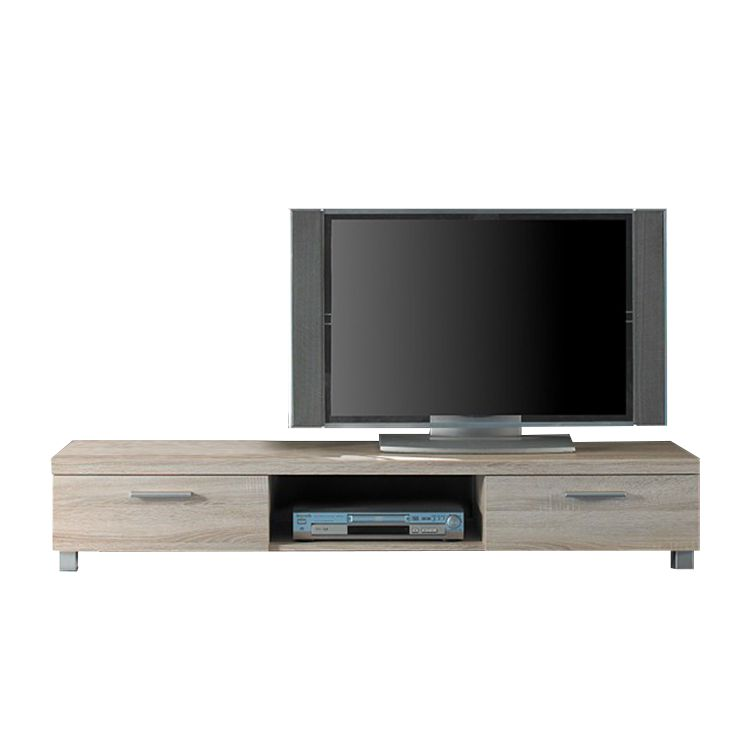 tv lowboard base eiche sonoma nachbildung. Black Bedroom Furniture Sets. Home Design Ideas