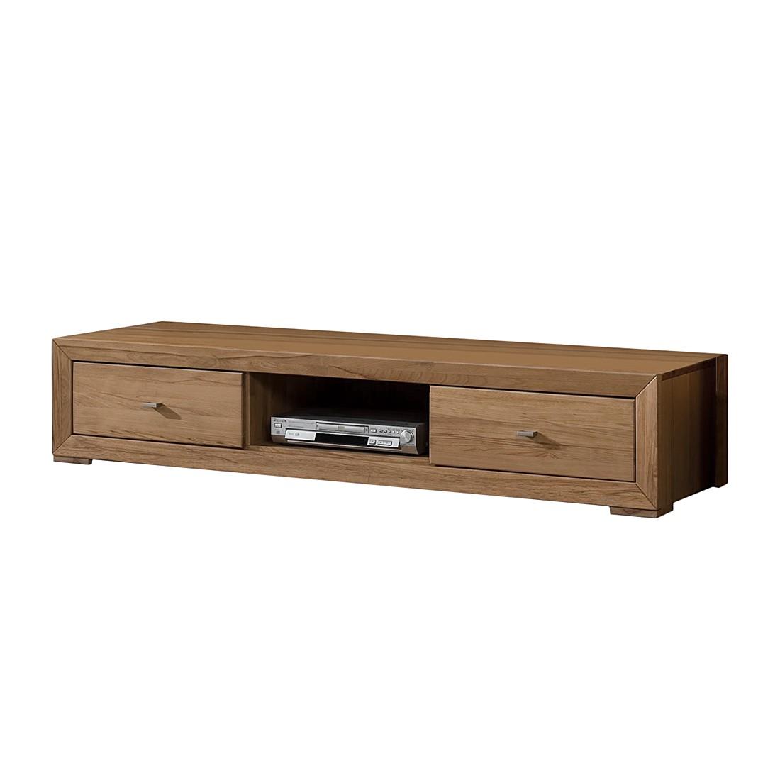 tv lowboard brandon ii wildeiche massiv ge lt jung. Black Bedroom Furniture Sets. Home Design Ideas