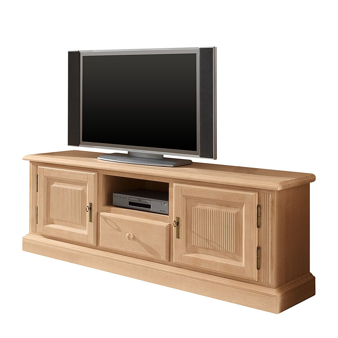 tv lowboard breddin i pinie massiv landhaus classic g nstig kaufen. Black Bedroom Furniture Sets. Home Design Ideas
