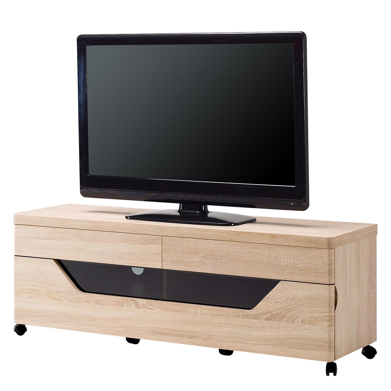 TV-Lowboard CU-Libre M 141 - Eiche Sägerau Dekor, Jahnke