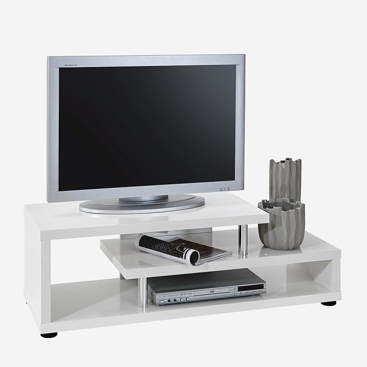 tv lowboard eggert hochglanz wei roomscape g nstig online kaufen. Black Bedroom Furniture Sets. Home Design Ideas