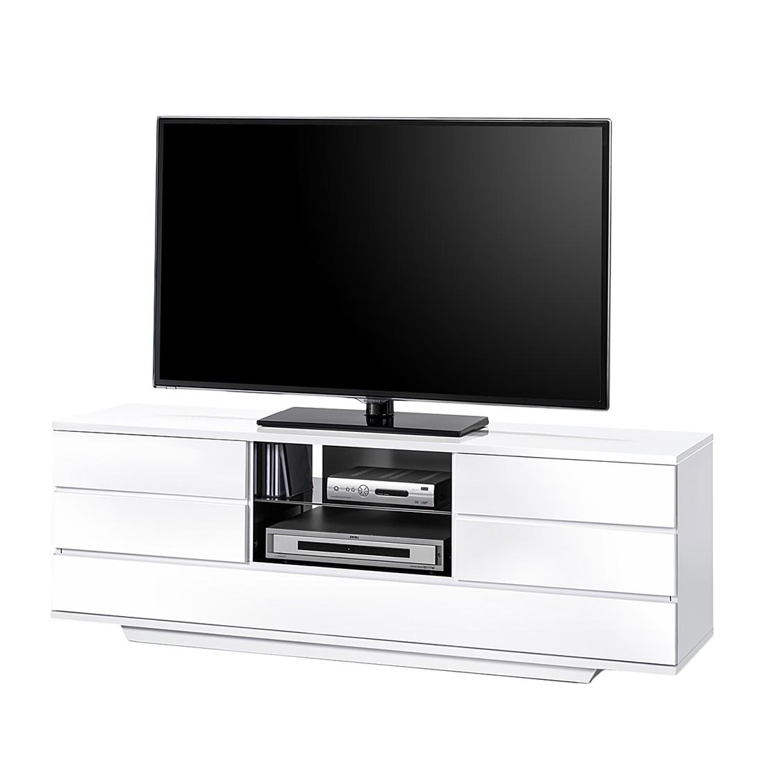 Trendy meuble cuisine cm meuble tv blanc faible profondeur for Meuble tv petite largeur