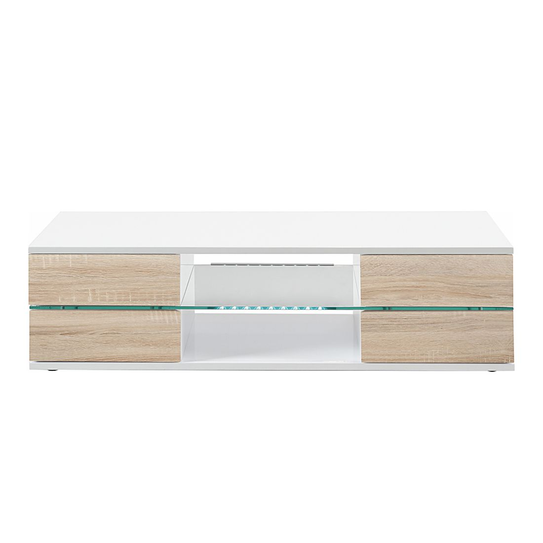 Sonoma Wei. Amazing Awesome Sideboard Sonoma Eiche Wei With ...