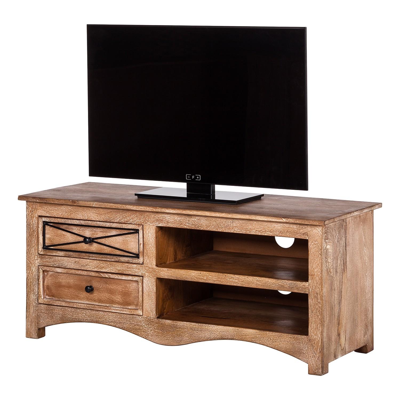 Meuble tv beige 4 for Meuble india