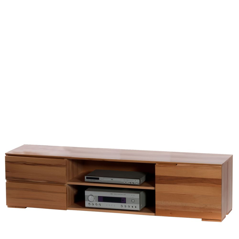 tv lowboard juventus kernbuche teilmassiv wachseffektlack. Black Bedroom Furniture Sets. Home Design Ideas
