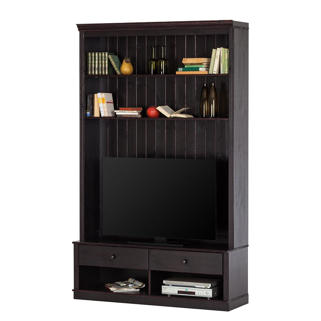 tv lowboard lillehammer ii kiefer massiv havanna lars larson online bestellen. Black Bedroom Furniture Sets. Home Design Ideas