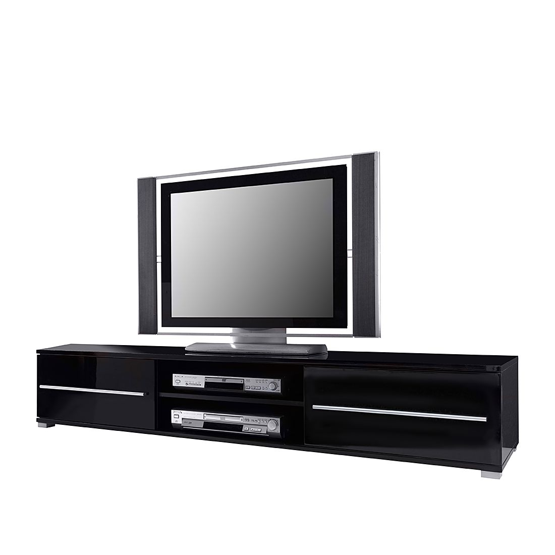 tv lowboard schwarz hochglanz sonstige preisvergleiche erfahrungsberichte und kauf bei nextag. Black Bedroom Furniture Sets. Home Design Ideas