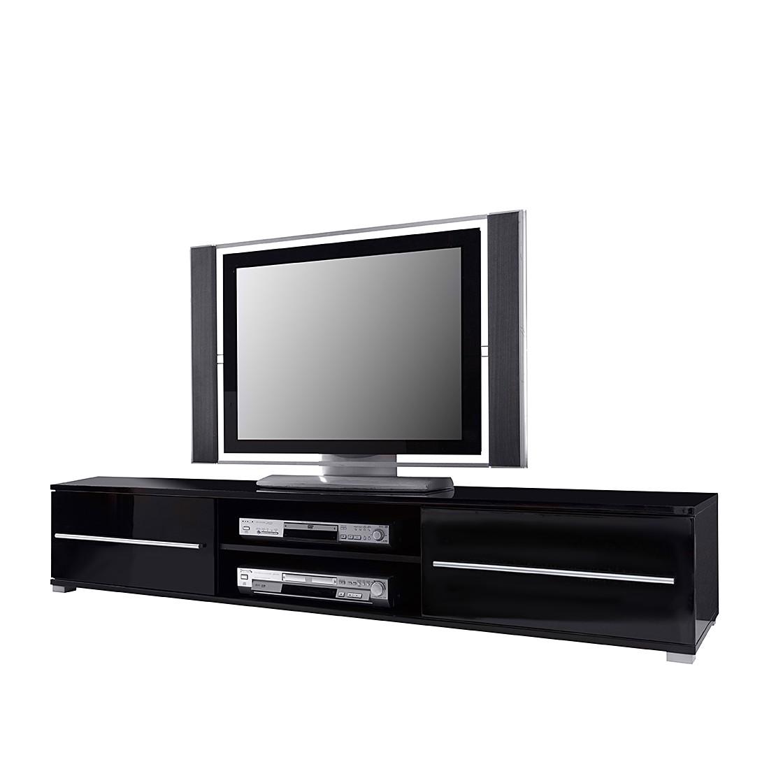 TV Lowboard Mert - Schwarz
