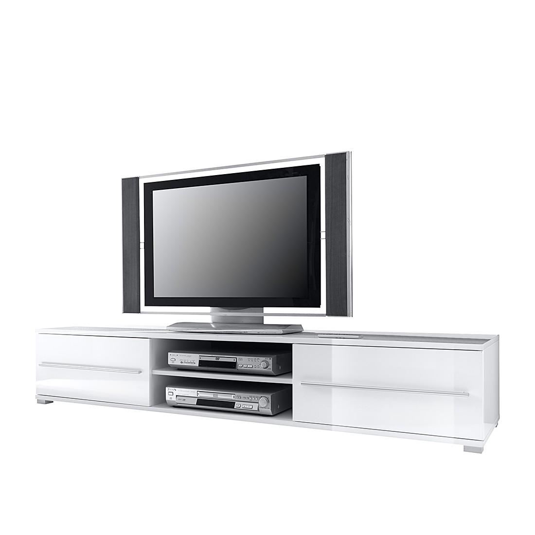 TV Lowboard Mert - Weiß