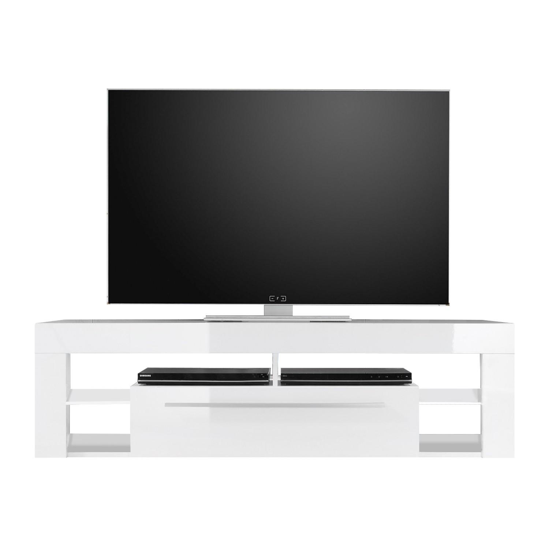 lowboard weiss hochglanz preis vergleich 2016. Black Bedroom Furniture Sets. Home Design Ideas
