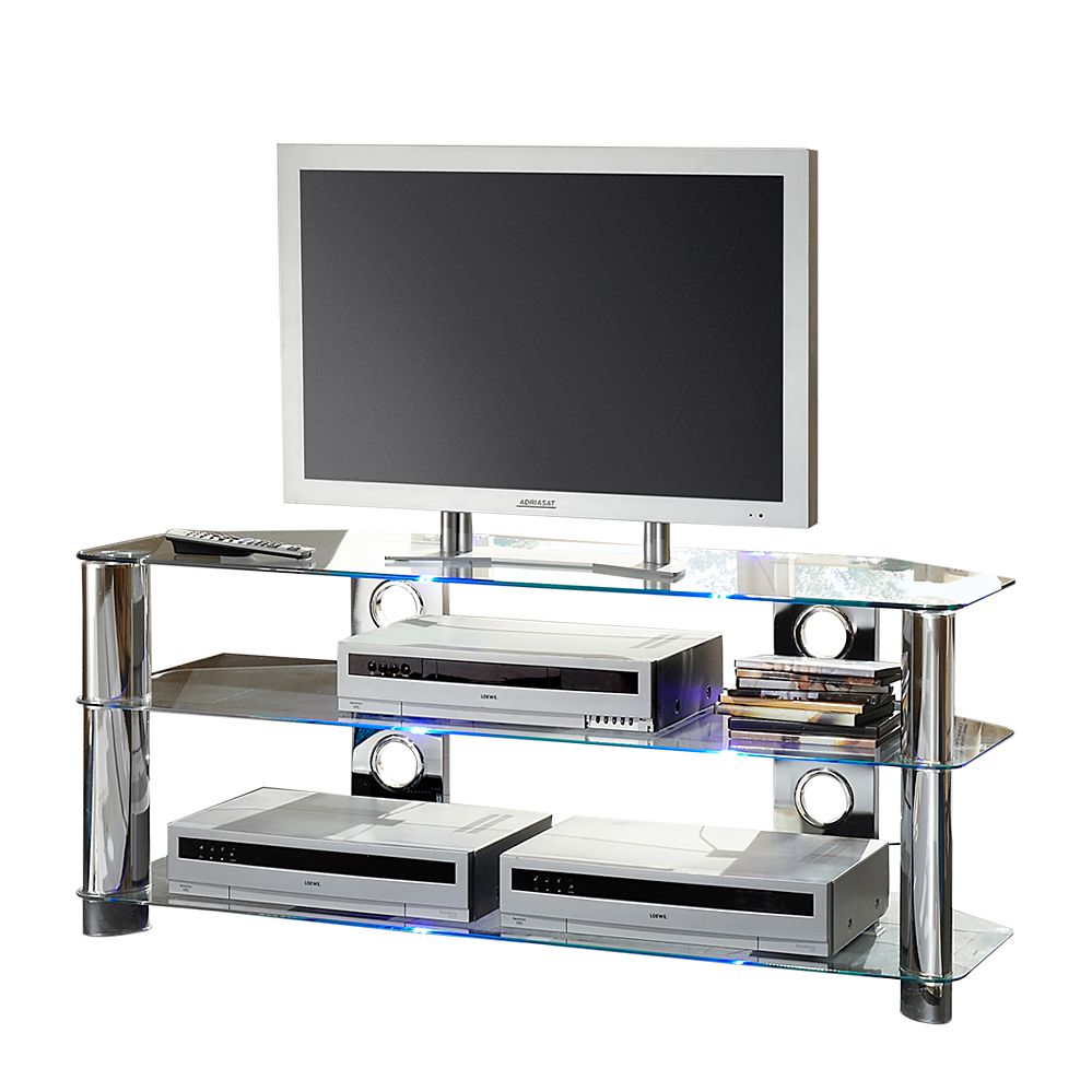 tv lowboard space glas bellinzona kaufen. Black Bedroom Furniture Sets. Home Design Ideas